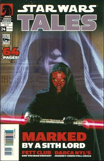 Star Wars Tales 24-B by Dark Horse