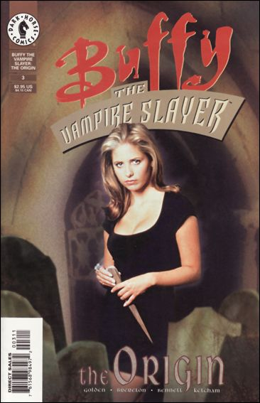Buffy the Vampire Slayer: The Origin 3-B by Dark Horse