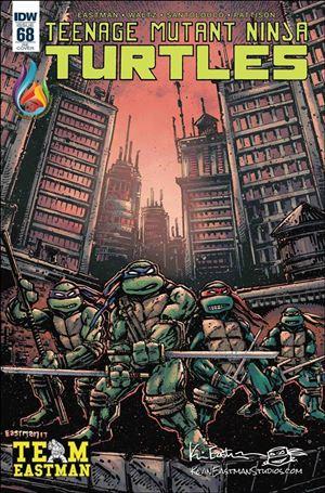 Teenage Mutant Ninja Turtles (2011) 68-D