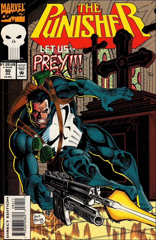 Punisher (1987) 80-A by Marvel