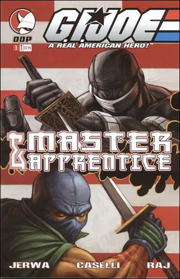 G.I. Joe: Master and Apprentice 1-A by Devil's Due