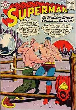 Superman (1939) 164-A by DC