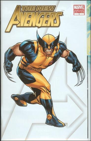 New Avengers (2010) 1-G by Marvel