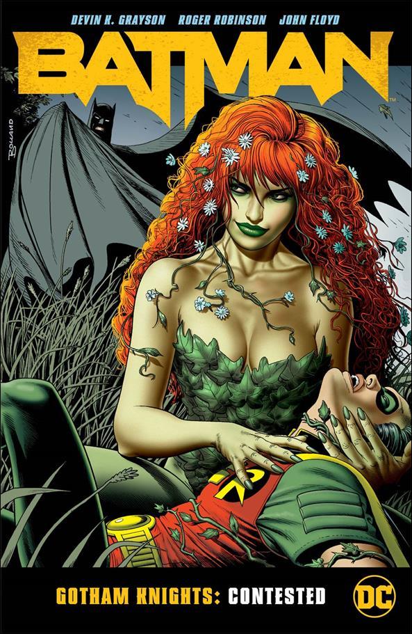 Batman: Gotham Knights: Contested nn-A by DC