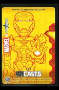 2007 Marvel Masterpieces (Subcasts Gamepiece Subset) 2-A