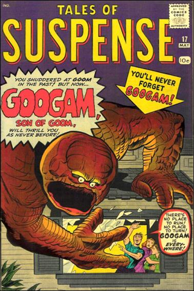 Tales of Suspense (1959) 17-A by Marvel