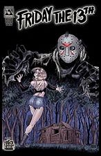 Friday the 13th Special 1-H by Avatar Press