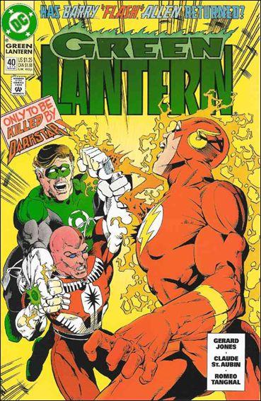 Green Lantern (1990) 40-A by DC
