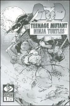 CreeD/Teenage Mutant Ninja Turtles 1-D by Lightning