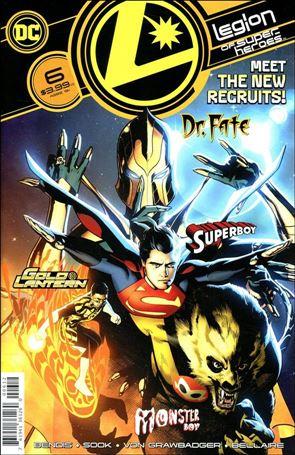 Legion of Super-Heroes (2020) 6-C