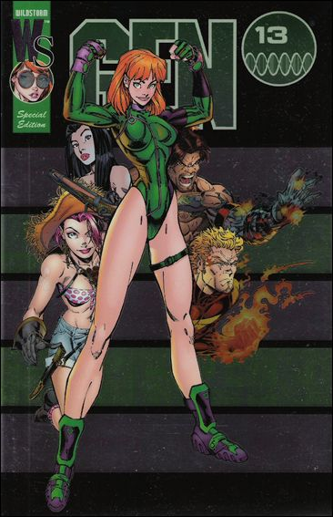 Gen13 (1994) 1-G by Image