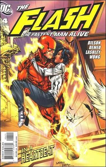 Flash: The Fastest Man Alive 4-A by DC