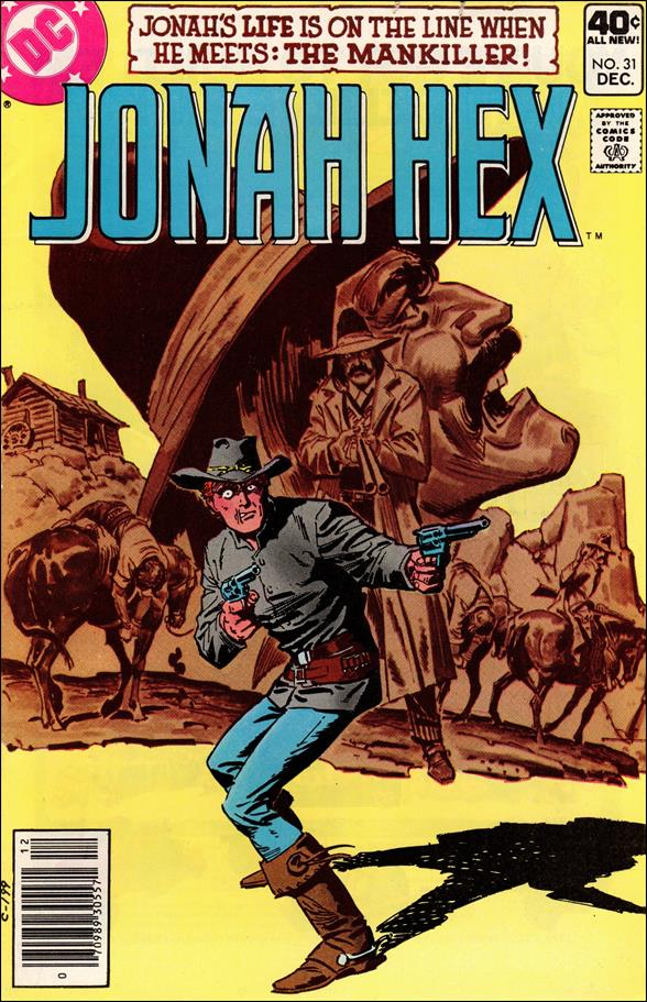 Jonah Hex (1977) 31-A by DC