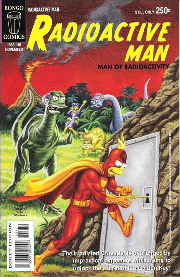 Radioactive Man (2000) 6-A by Bongo