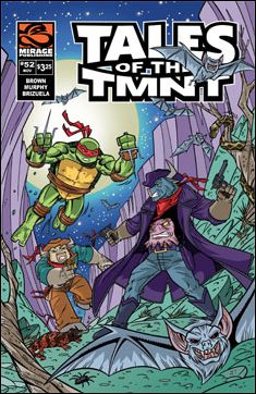 Tales of the TMNT 52-A by Mirage