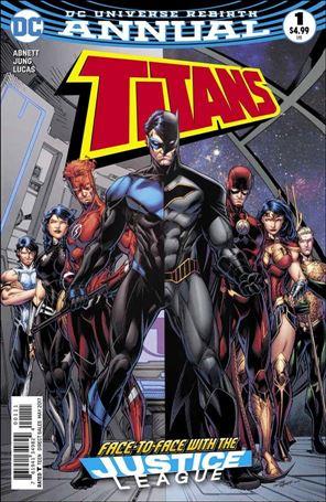Titans Annual (2017) 1-A