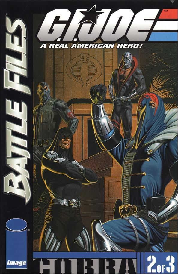 G.I. Joe: Battle Files 2-A by Image