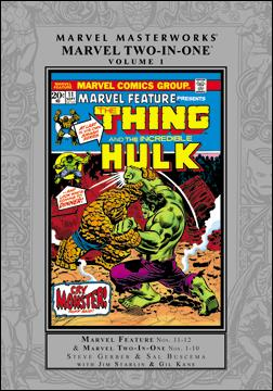 Marvel Masterworks: Marvel Two-in-One 1-A by Marvel