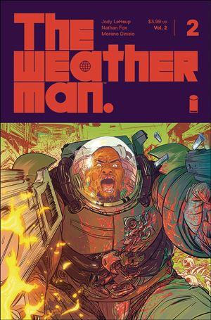 Weatherman (2019) 2-A