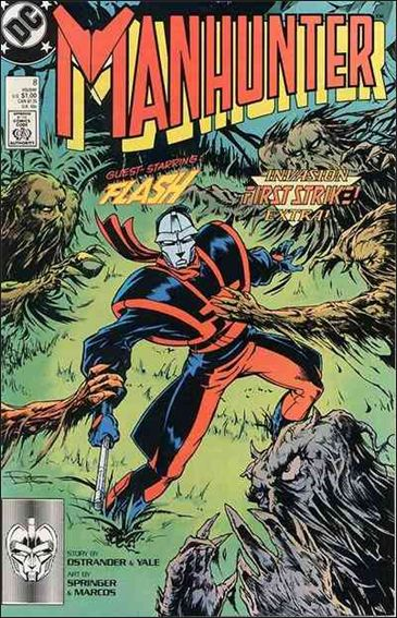 Manhunter (1988) 8-A by DC
