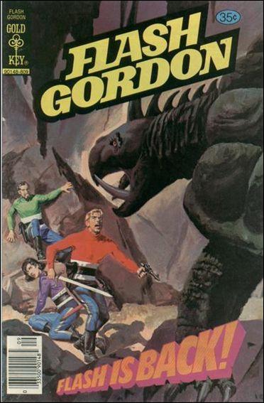Flash Gordon (1978) 19-A by Gold Key