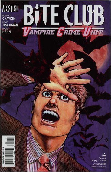 Bite Club: Vampire Crime Unit 4-A by Vertigo