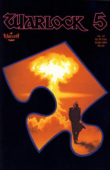 Warlock 5 (1987) 13-A by Aircel