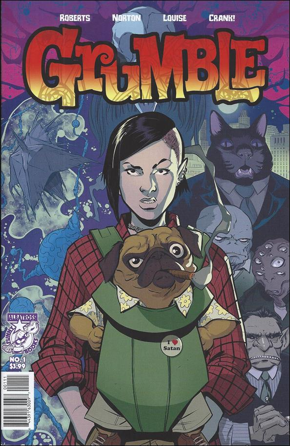 Grumble 1-A by Albatross Funnybooks