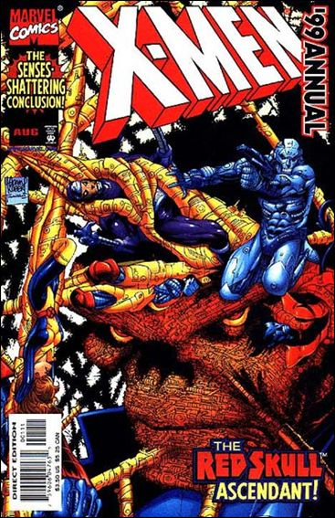 X-Men Annual 1999-A by Marvel