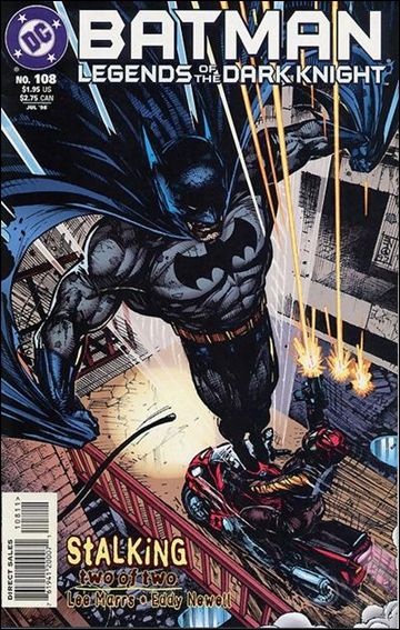 Batman: Legends of the Dark Knight 108-A by DC