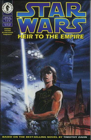 Star Wars: Heir to the Empire 1-B by Dark Horse