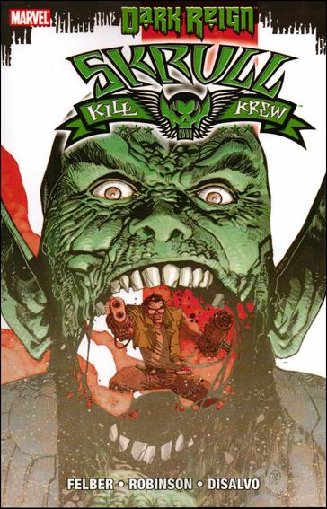 Dark Reign: Skrull Kill Krew nn-A by Marvel