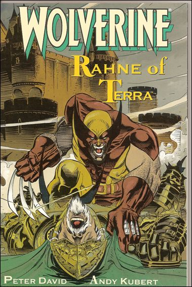 Wolverine: Rahne of Terra 1-A by Marvel
