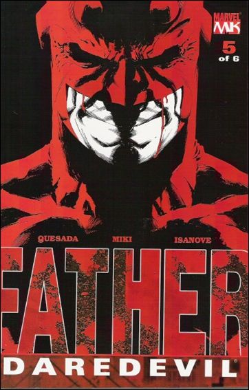 Daredevil: Father 5-A by Marvel