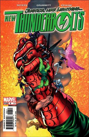 New Thunderbolts 6-A
