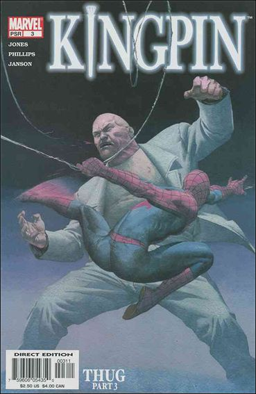 Kingpin (2003) 3-A by Marvel