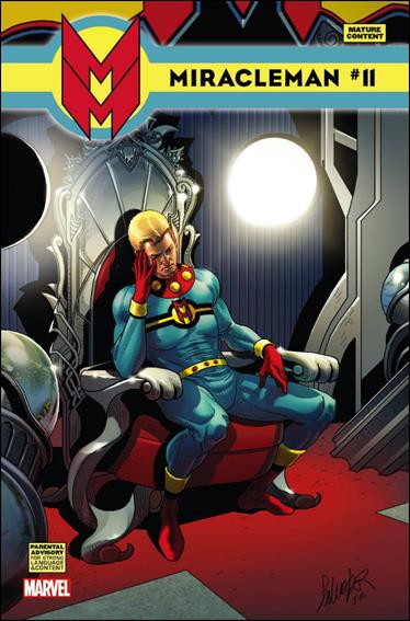 Miracleman (2014) 11-D by Marvel