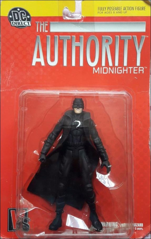 Authority Midnighter by DC Direct
