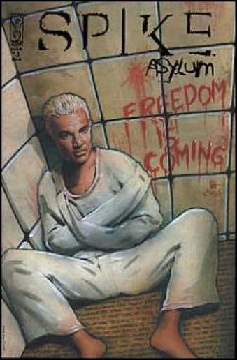 Spike: Asylum 3-B by IDW