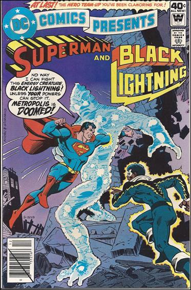 DC Comics Presents 16-B by DC