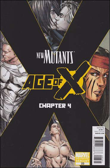 New Mutants (2009) 23-B by Marvel