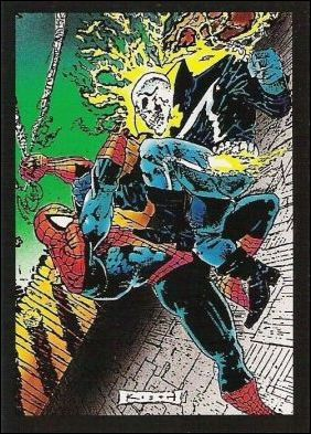 Ghost Rider II (Base Set)  11-A by Comic Images