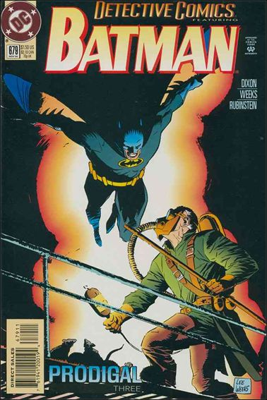 Detective Comics (1937) 679-A by DC
