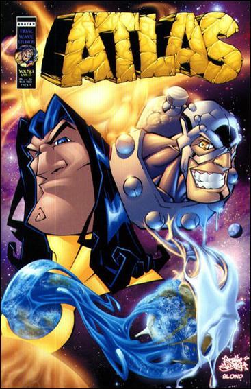 Atlas (2002) 1-D by Avatar Press