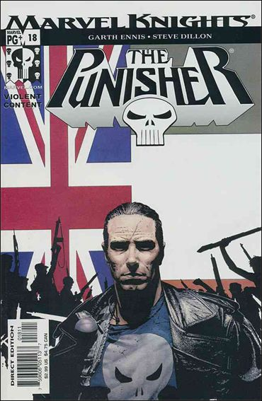 Punisher (2001) 18-A by Marvel