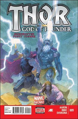Thor: God of Thunder 9-A