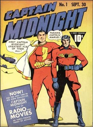 Captain Midnight (1942) 1-A