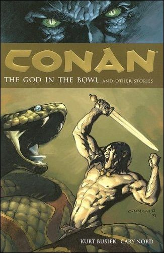 Conan 2-A by Dark Horse