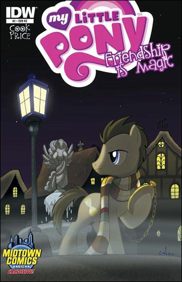 My Little Pony: Friendship is Magic 2-M by IDW
