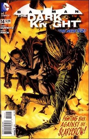 Batman: The Dark Knight (2011/11) 14-A
